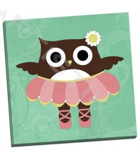 Ballerina Owl - Lee, Nancy