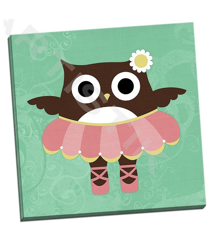 Ballerina Owl - Lee, Nancy
