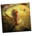 Lady with Dragonfly - Orlowska, Marta