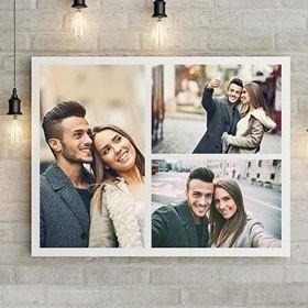 Foto kolaž na platnu