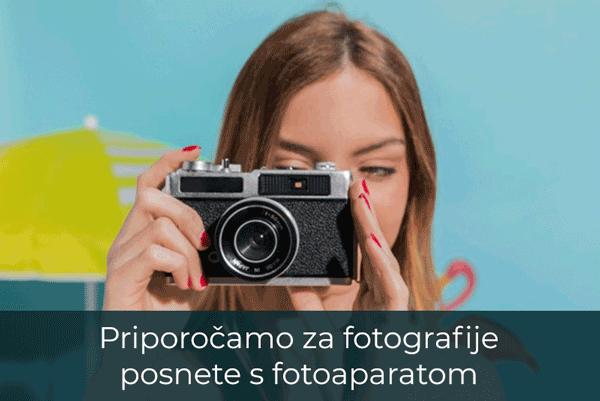 Za fotoaparat - slika